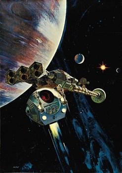 2001 год: Космическая одиссея - фото 4888