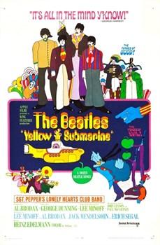 The Beatles: Желтая подводная лодка - фото 5470