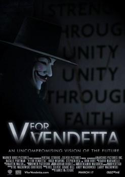 «V» значит Вендетта - фото 7363