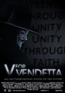 «V» значит Вендетта