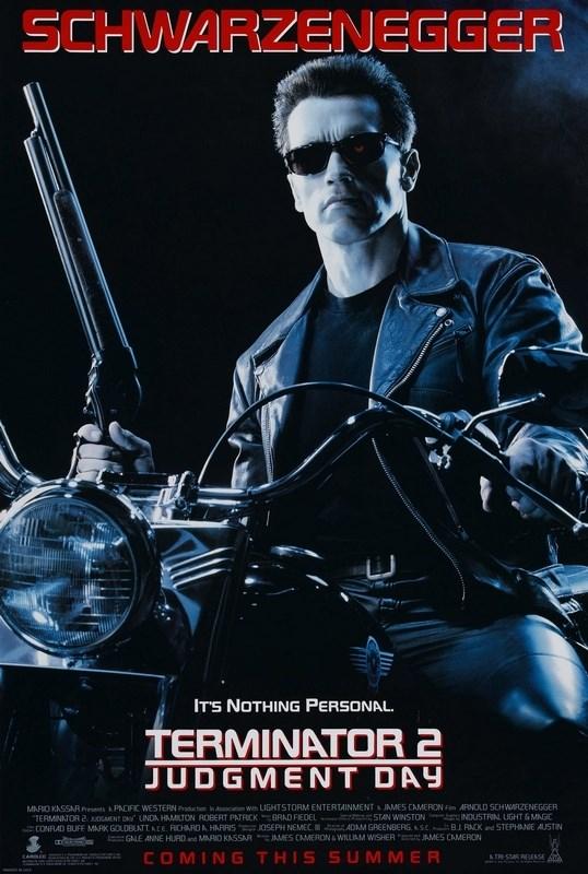Терминатор 2: Судный День 1991 - Андрей Гаврилов