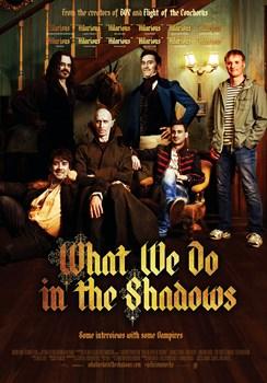 Реальные упыри (What We Do in the Shadows), Джемейн Клемент, Тайка Вайтити - фото 10244