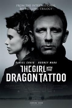 Девушка с татуировкой дракона (The Girl with the Dragon Tattoo), Дэвид Финчер - фото 4269