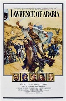 Лоуренс Аравийский (Lawrence of Arabia), Дэвид Лин - фото 4330