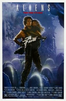 Чужие (Aliens), Джеймс Кэмерон - фото 4726