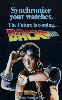 Назад в будущее 2 (Back to the Future Part II), Роберт Земекис - фото 4859
