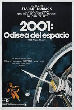 2001 год: Космическая одиссея (2001 A Space Odyssey), Стэнли Кубрик - фото 4891