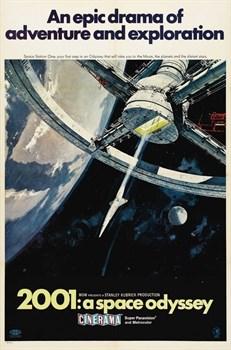 2001 год: Космическая одиссея (2001 A Space Odyssey), Стэнли Кубрик - фото 4895