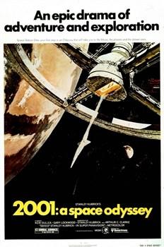 2001 год: Космическая одиссея (2001 A Space Odyssey), Стэнли Кубрик - фото 4896