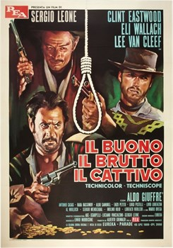 Хороший, плохой, злой (Il Buono, il brutto, il cattivo), Серджио Леоне - фото 4950