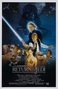 Звездные войны: Эпизод 6 – Возвращение Джедая (Star Wars Episode VI - Return of the Jedi), Ричард Маркуэнд - фото 5084