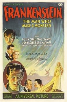 Франкенштейн (Frankenstein), Джеймс Уэйл - фото 5411