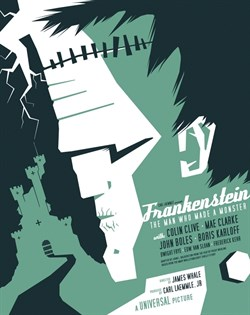 Франкенштейн (Frankenstein), Джеймс Уэйл - фото 5412