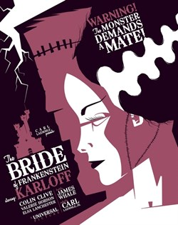 Невеста Франкенштейна (Bride of Frankenstein), Джеймс Уэйл - фото 5416