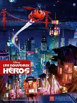 Город героев (Big Hero 6), Дон Холл, Крис Уильямс - фото 5462