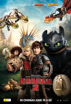 Как приручить дракона 2 (How to Train Your Dragon 2), Дин ДеБлуа - фото 5535