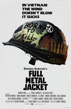 Цельнометаллическая оболочка (Full Metal Jacket), Стэнли Кубрик - фото 5592