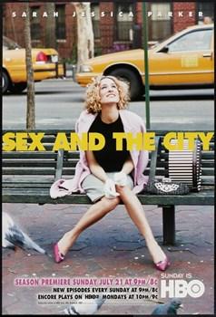 Секс в большом городе (Sex and the City), Майкл Патрик Кинг, Аллен Култер, Майкл Энглер - фото 5945