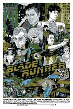Бегущий по лезвию (Blade Runner), Ридли Скотт - фото 6670