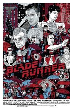 Бегущий по лезвию (Blade Runner), Ридли Скотт - фото 6886