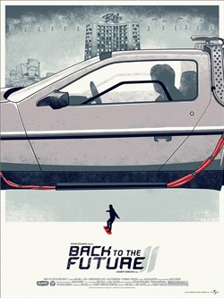 Назад в будущее 2 (Back to the Future Part II), Роберт Земекис - фото 6894