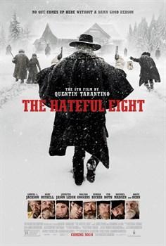 Омерзительная восьмерка (The Hateful Eight), Квентин Тарантино - фото 6963