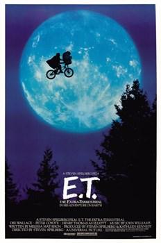 Инопланетянин (E.T. the Extra-Terrestrial), Стивен Спилберг - фото 7216