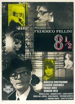 8 с половиной (8 1/2), Федерико Феллини - фото 7274