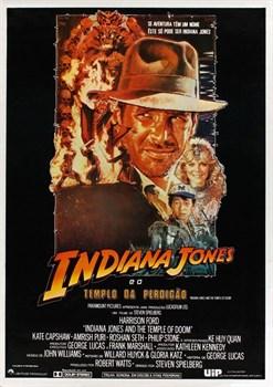 Индиана Джонс и Храм судьбы (Indiana Jones and the Temple of Doom), Стивен Спилберг - фото 7315