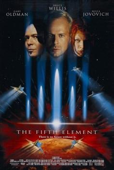 Пятый элемент (The Fifth Element), Люк Бессон - фото 7324