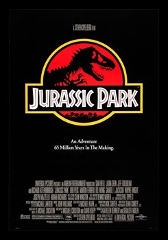 Парк Юрского периода (Jurassic Park), Стивен Спилберг - фото 7956