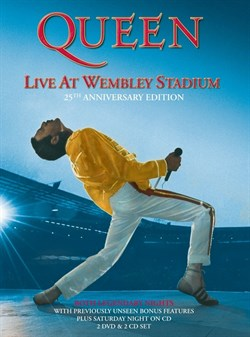 Queen: Live at Wembley Stadium (Queen Live at Wembley '86), Гэвин Тейлор - фото 8603