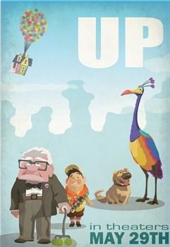 Вверх (Up), Пит Доктер, Боб Питерсон - фото 8969