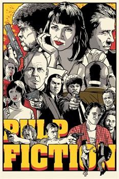 Криминальное чтиво (Pulp Fiction), Квентин Тарантино - фото 9981