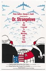 Доктор Стрейнджлав, или Как я научился не волноваться и полюбил атомную бомбу (Dr. Strangelove or How I Learned to Stop Worrying and Love the Bomb), Стэнли Кубрик