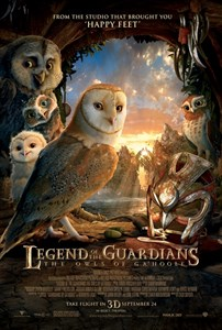 Легенды ночных стражей (Legend of the Guardians The Owls of Ga'Hoole), Зак Снайдер