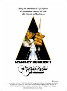 Заводной апельсин (A Clockwork Orange), Стэнли Кубрик