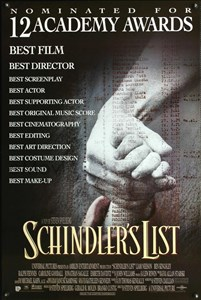 Список Шиндлера (Schindler's List), Стивен Спилберг