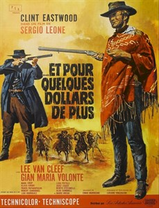 На несколько долларов больше (Per qualche dollaro in piu), Серджио Леоне