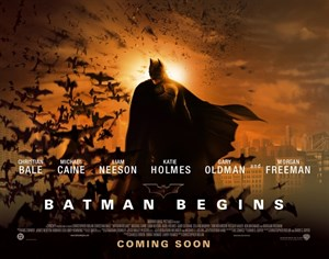 Бэтмен: Начало (Batman Begins), Кристофер Нолан