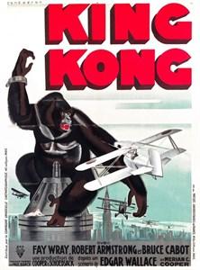 Кинг Конг (King Kong), Мериан К. Купер, Эрнест Б. Шодсак
