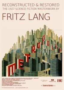 Метрополис (Metropolis), Фриц Ланг