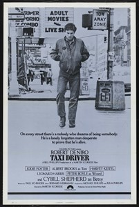 Таксист (Taxi Driver), Мартин Скорсезе