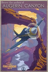 Самолеты: Огонь и вода (Planes Fire and Rescue), Роберт Ганнавей