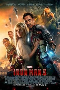 Железный человек 3 (Iron Man Three), Шейн Блэк