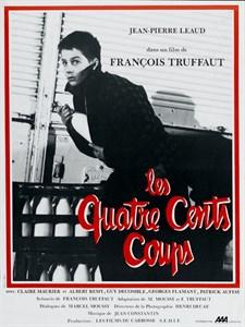 Четыреста ударов (Les quatre cents coups), Франсуа Трюффо