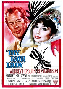 Моя прекрасная леди (My Fair Lady), Джордж Кьюкор