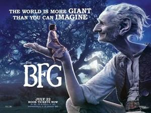 Большой и добрый великан (The BFG), Стивен Спилберг