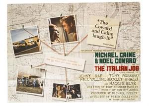 Итальянская работа (The Italian Job), Питер Коллинсон