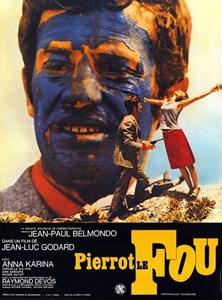 Безумный Пьеро (Pierrot le fou), Жан-Люк Годар